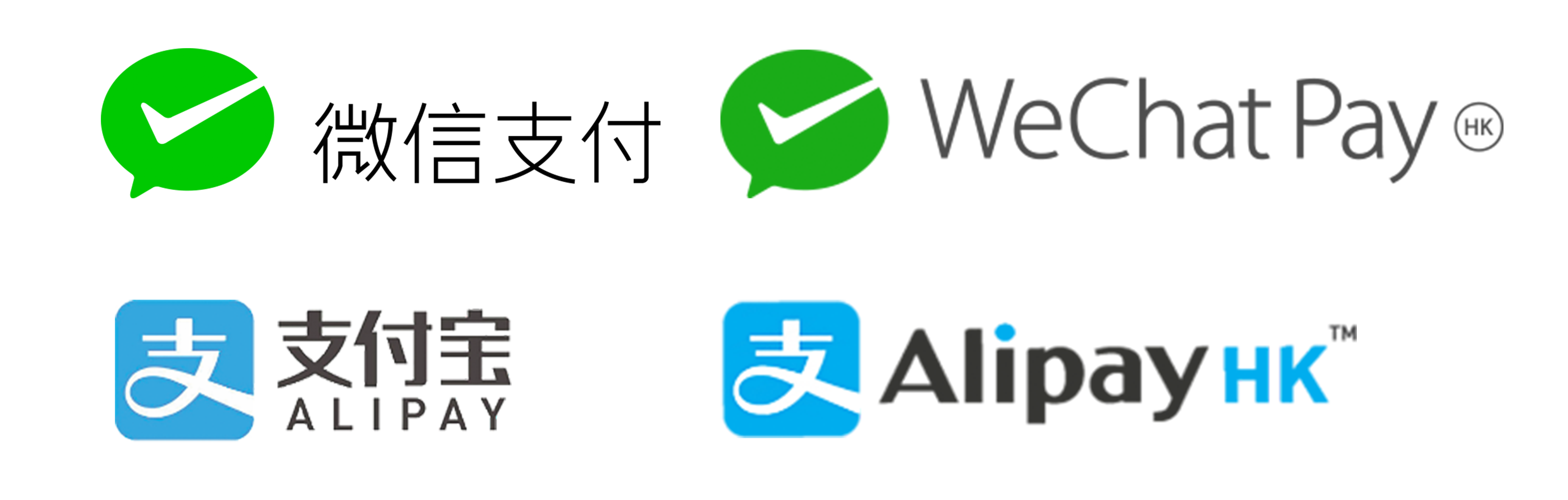 consultation-wechat and alipay